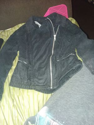 Kids velvet coat for Sale in Elma, WA