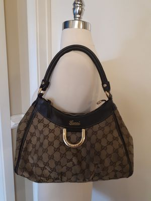 Gucci monogram D link Purse bag 190525 for Sale in Evanston, IL