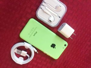 "iPhone 5C ,,Factory UNLOCKED Excellent CONDITION ""as like nEW"" for Sale in Springfield, VA"