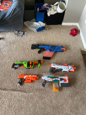 Nerf guns for Sale in League City, TX