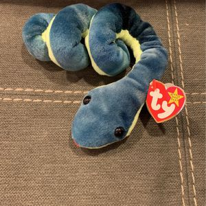 1997 Hissy Beanie Baby VERY RARE for Sale in Crystal Lake, IL