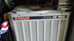 Trane 3.5 ton AC system. Trane xe1000 for Sale in Westminster, CA