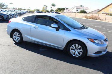 2012 Honda Civic Cpe for Sale in Peoria,  AZ
