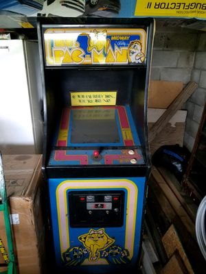 Midway Ms Pac-Man (rare) Classic Foos Ball table for Sale in Utica, OH
