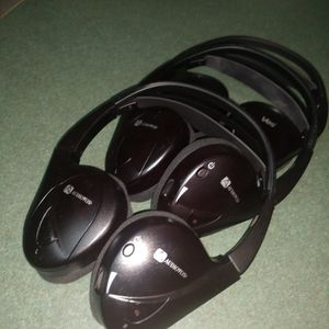 Automotive RF Headsets X 3 for Sale in Gaithersburg, MD