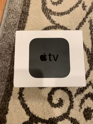 Apple TV 4K like new condition for Sale in Warren, MI