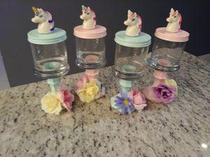Unicorn Candy Jars 🌈 for Sale in Miami, FL
