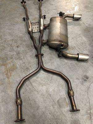 infiniti q50 3.0 factory exhaust for Sale in Miami, FL