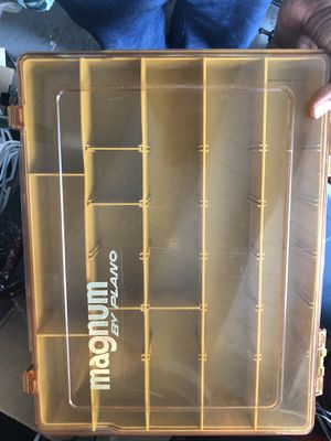 Storage container with dividers for Sale in Boston, MA