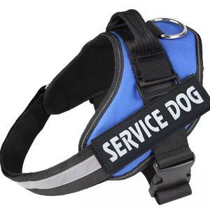 Service Dog Harness Blue Vest for Sale in Hudson, FL