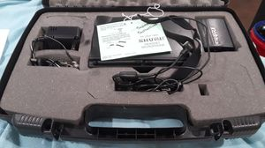 Shure wireless microphone and receiver $250 obo for Sale in Mercedes, TX