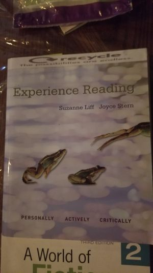 Experience reading book for Sale in Monterey Park, CA