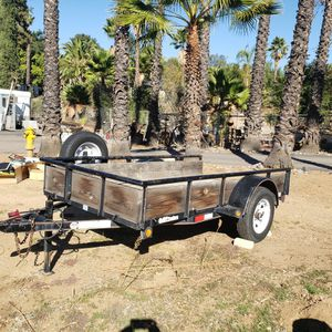 Trailer Heavy-Duty for Sale in Lakeside, CA
