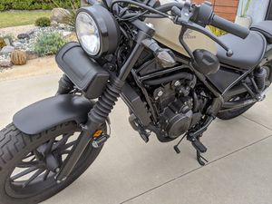 2019 Honda Rebel 500 with ABS and upgrades for Sale in Westminster, CA