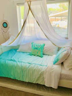 Girls Twin White Daybed Style Bed Frame for Sale in Westminster,  CO