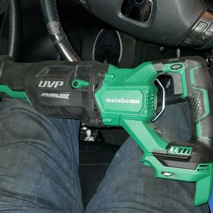 """Metabo HPT Uvp 5"""" RECIPROCATING SAW for Sale in Seattle, WA"""