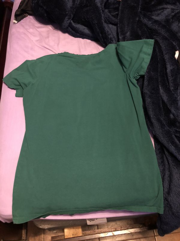 Alphalete Green Performance Subscript Shirt