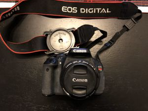 EOS Cannon Rebel T3i for Sale in Gilbert, AZ