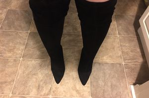 Charolette Russe Over The Knee Boots for Sale in Lindenwald, OH