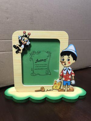 Francesco Bartolucci Italy Pinocchio Picture Frame for Sale in San Antonio, TX