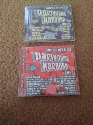 2 Karaoke CDS for Sale in Sophia, NC