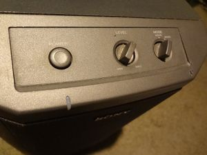 Sony SA-WMS230 Subwoofer Super Acoustically Loaded Powered Sub Woofer for Sale in East Brunswick, NJ