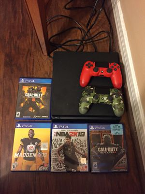 PS4 With Games! for Sale in Avon Park, FL