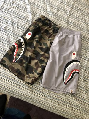 BAPE 1st Camo Half Shark Beach for Sale in Chula Vista, CA