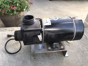 Jacuzzi pump or pool pump for Sale in Portland, OR