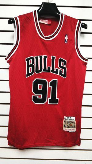 Chicago Bulls jersey Dennis Rodman for Sale in Tempe, AZ