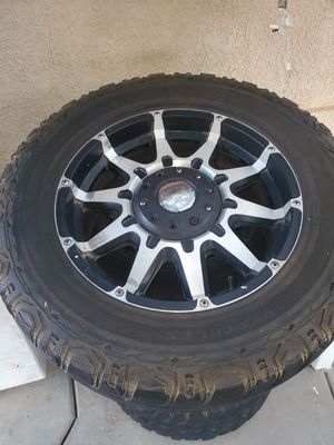 F150 ford rims for Sale in Victorville, CA