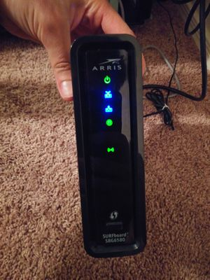 Modem router for Sale in Phoenix, AZ