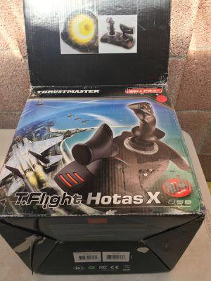 Thrustmaster T-Flight Hotas X Stick for Sale in Anaheim, CA