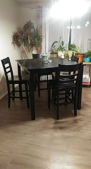 Tall kitchen table for Sale in Vancouver, WA
