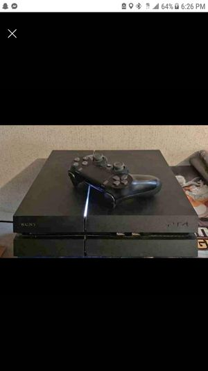 Ps4 and controller for Sale in Cleveland, OH