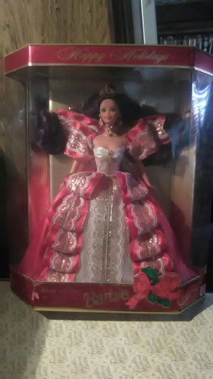 Special edition Barbie doll Christmas for Sale in Wichita, KS