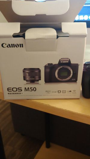 Canon M50 for Sale in Phoenix, AZ