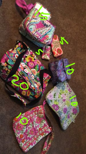 Vera Bradley Bags/Wallets for Sale in Pittsburgh, PA