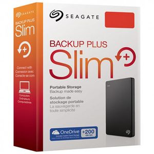 Seagate Backup Plus Slim 2TB External Hard Drive for Sale in New Orleans, LA