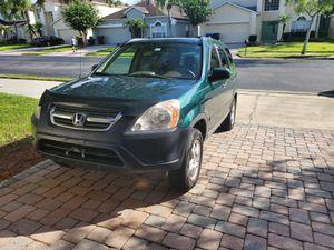 Honda CRV 2004 for Sale in Kissimmee, FL