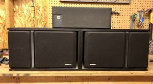 Bose 301 Home Audio Speakers and JBL Center for Sale in Wichita, KS