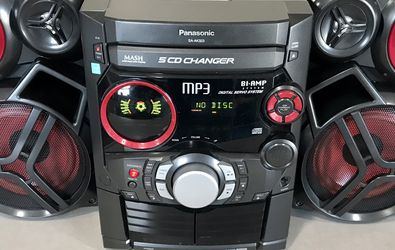 Panasonic Home Stereo SA-AK323 for Sale in Cranberry Township,  PA