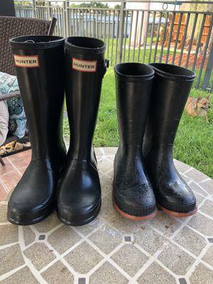 Rain boots size 2 for Sale in Miami Gardens, FL