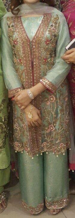 Pakistani formal dress for Sale in Brooklyn, NY