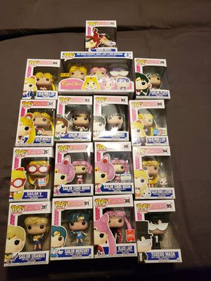Funko Pop Sailor Moon for Sale in Hidden Hills, CA