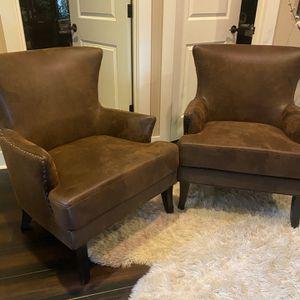 *Pending Pickup* Wingback Chairs for Sale in Mountlake Terrace, WA