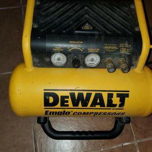 Dewalt Air Compressor for Sale in North Arlington, NJ