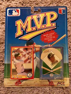 Mark McQuire Baseball Card pin for Sale in Zanesfield, OH