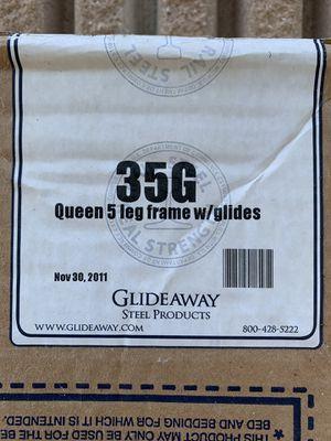 Brand new queen 5 leg bedframe for Sale in Acworth, GA