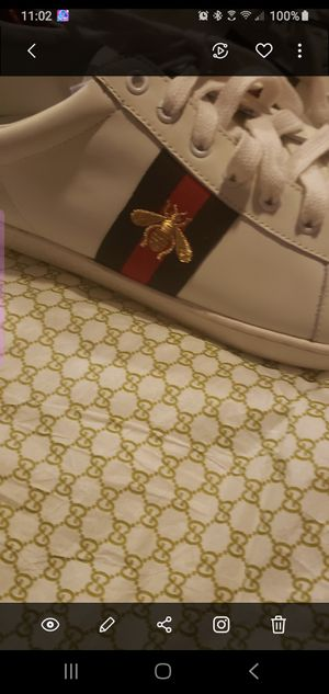 Designer men's tennis shoes for Sale in Alexandria, VA